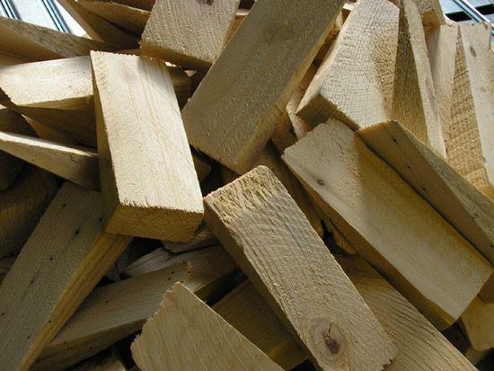 100x cunei in legno per edilizia legno douglas pioppo in sacchi pz assortiti ebay - Tavole di legno per edilizia ...