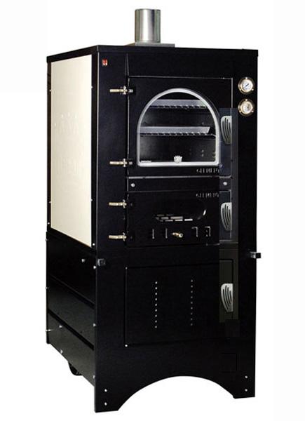 Forno a legna da interno kit carrello clementi master - Forno a legna da interno palazzetti ...